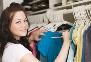 Как избавиться от вышедшей из моды одежды