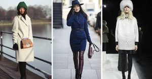 Как подобрать пальто женщине среднего возраста