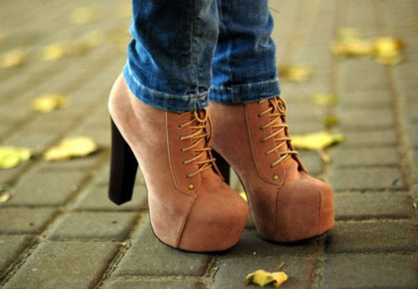 Як вибрати жіноче взуття